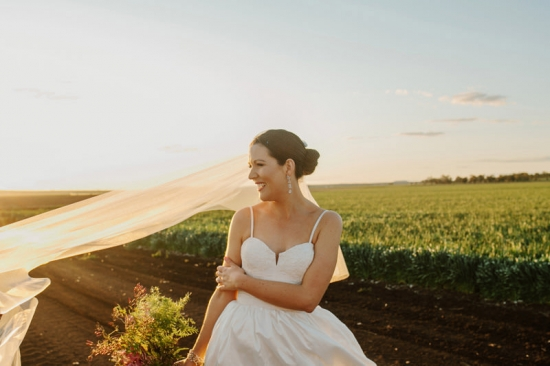 Graceful Country Wedding | Photo by Edwina Robertson http://edwinarobertson.com/