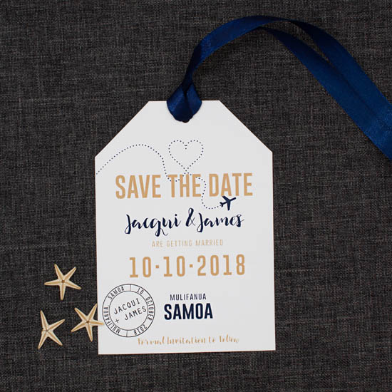 A How To Guide On Sending Save the Dates For Destination Weddings