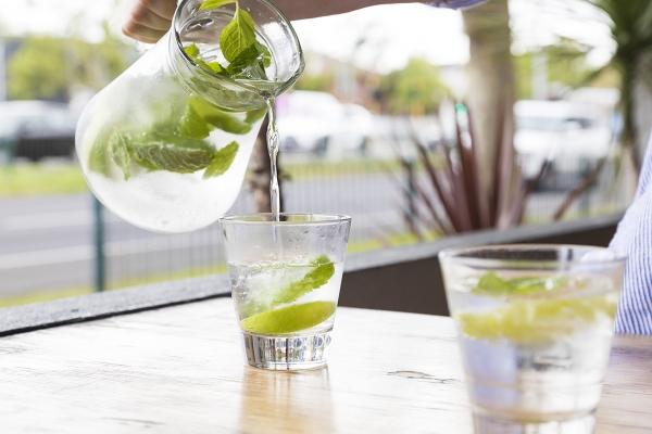 Cocktail Friday - Grosvenor Hotel's Mega Mojito Pitcher