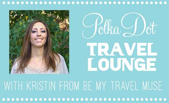 The Polka Dot Travel Lounge With Kristin From Be My Travel Muse