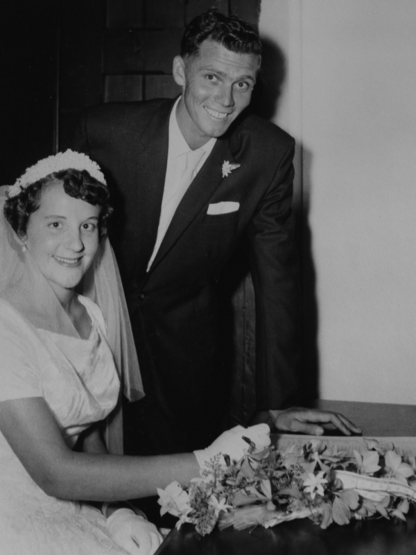 On Love and Marriage - Sylvia and Lew