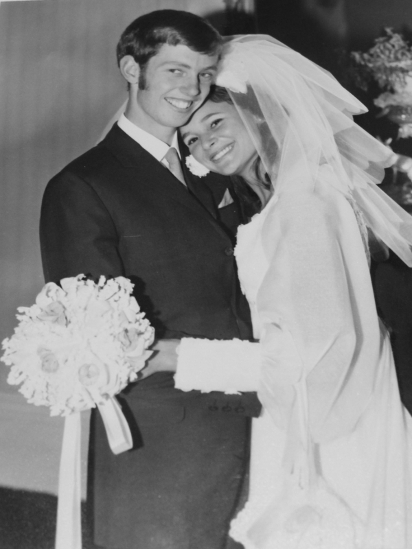 On Love And Marriage - Denise And Barry