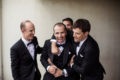 Image by gmphotographics via Claudia & Ben's Classic Canberra Wedding