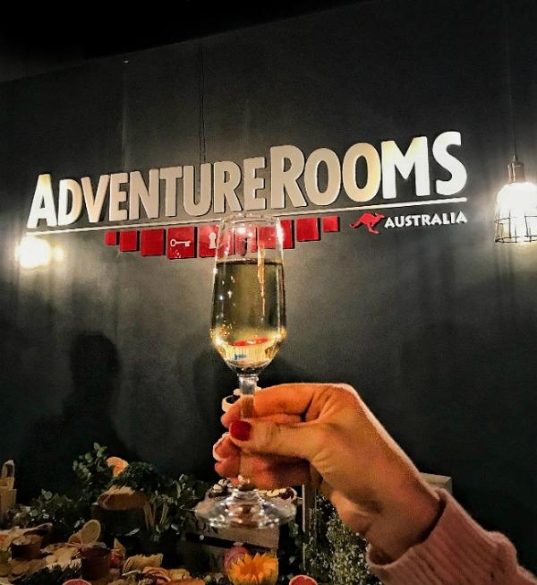 Adventure Rooms.