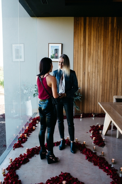 110062 romantic winery proposal by kelly harwood