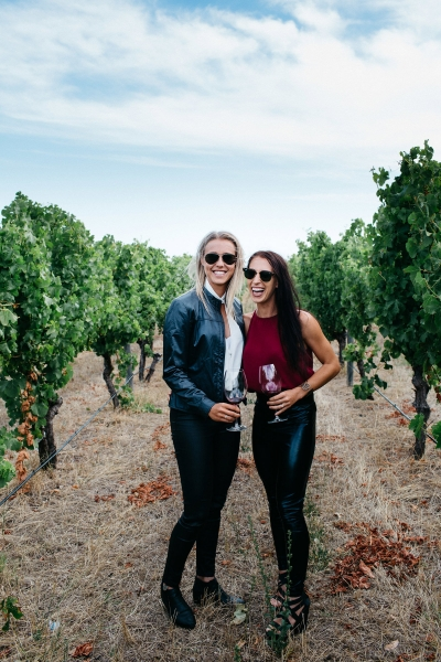 110133 romantic winery proposal by kelly harwood