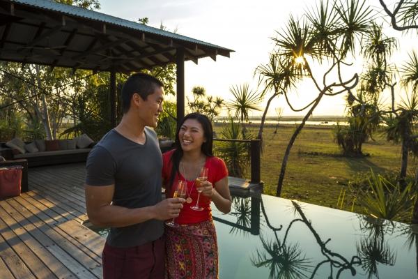 Bamurru Plains, Mary River. Image via Peter Eve Tourism NT