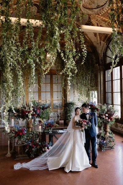 Destination Wedding in Italy Anna Ambrosi photography 1