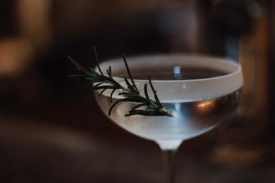 Olive Oil Martini 2