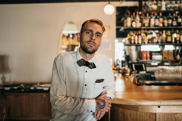 Ossett Slim bow tie. Image via That Dapper Chap