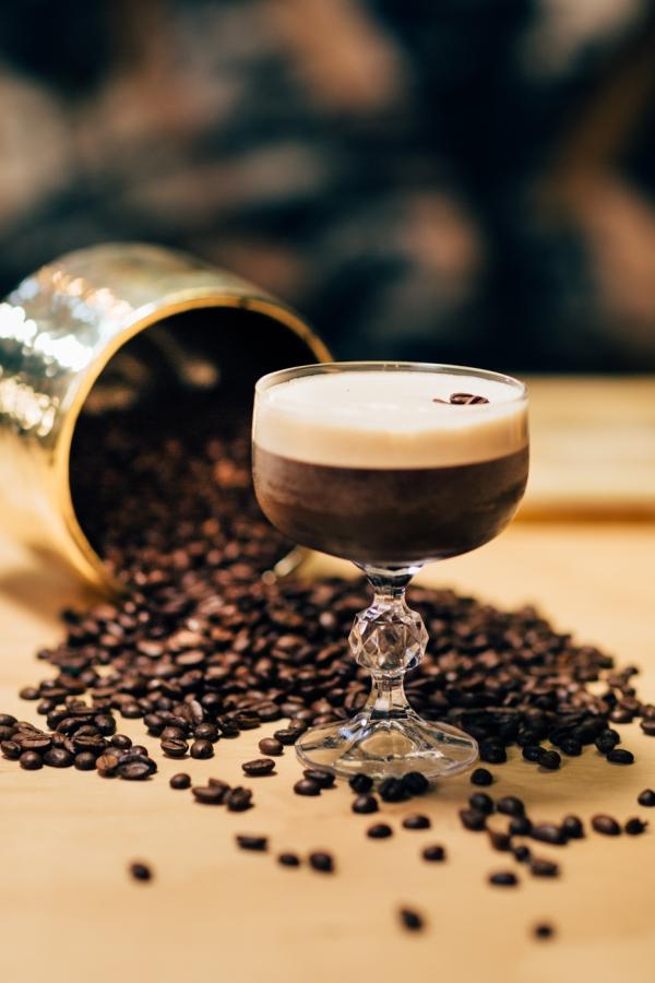 wedding espresso martini