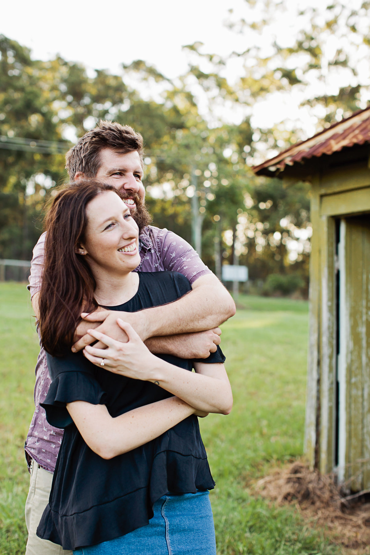 116600 relaxed queensland country engagement by quince mulberry studios