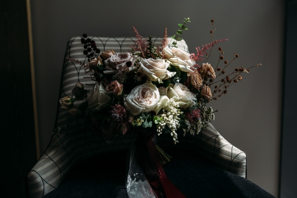 119023 simple sunken garden wedding in perth by peggy saas