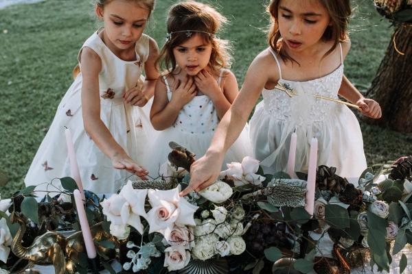 121415 sweet narnia inspired flowergirl inspiration by shenae rose stills motion
