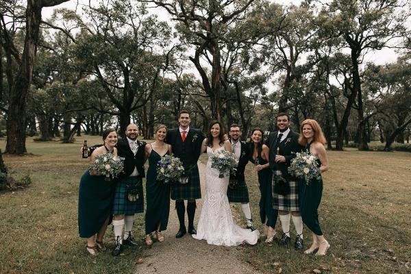 122823 mornington peninsula wedding at polperro winery by sarah godenzi photography
