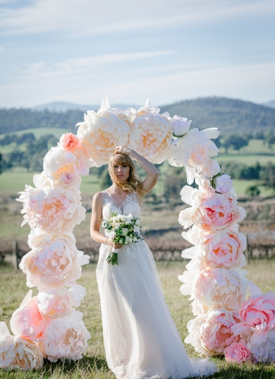 123729 whimsical florals fashion wedding editorial by lx creations