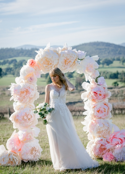 123731 whimsical florals fashion wedding editorial by lx creations