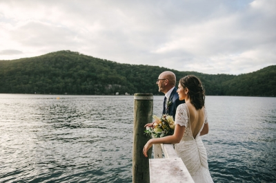 124130 low key sydney wedding at kuring gai motor yacht club by kevin lue