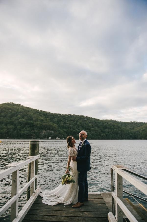 124131 low key sydney wedding at kuring gai motor yacht club by kevin lue