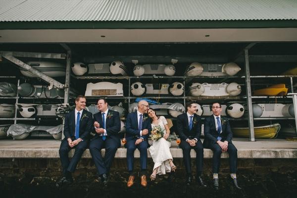 124193 low key sydney wedding at kuring gai motor yacht club by kevin lue
