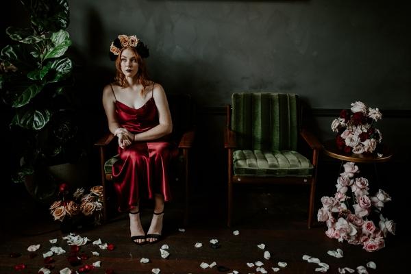 124724 moody avante garde winter wedding inspiration by samantha simone photography