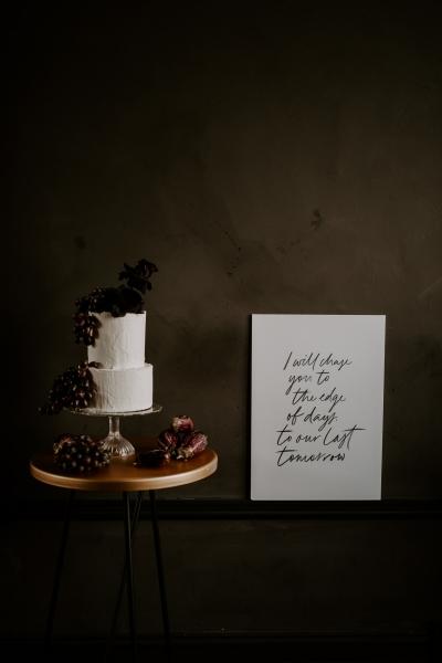 124758 moody avante garde winter wedding inspiration by samantha simone photography