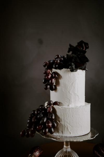 124762 moody avante garde winter wedding inspiration by samantha simone photography