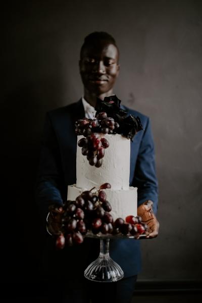 124774 moody avante garde winter wedding inspiration by samantha simone photography
