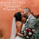 Black Avenue Productions Weddings banner