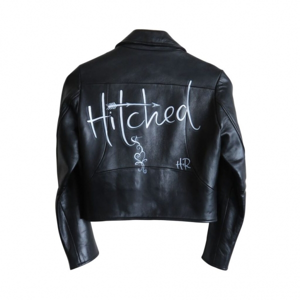 Custom leather Jacket For Weddings