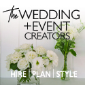 The Wedding & Event Creators Weddings banner