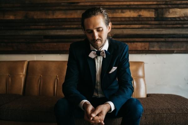 Acton Slim bow tie. Image via That Dapper Chap
