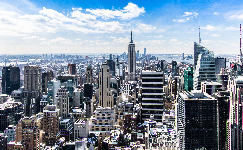 Honeymoon Destinations New York Polka Dot Bride