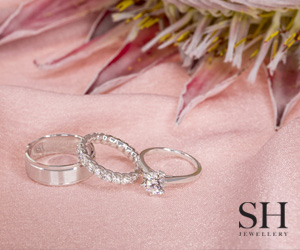 SH Jewellery Grande Weddings banner