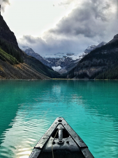 Lake Louise. Image by Mr Houndstooth
