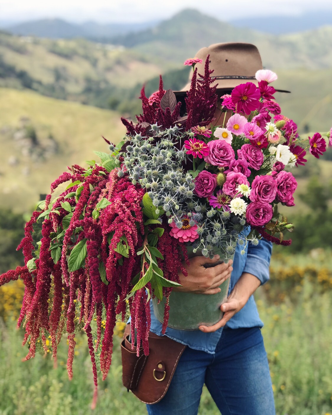 Top Tips For Sustainable Wedding Flowers Polka Dot Bride