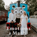 Emotions & Math Photography & Cinemtography Weddings banner