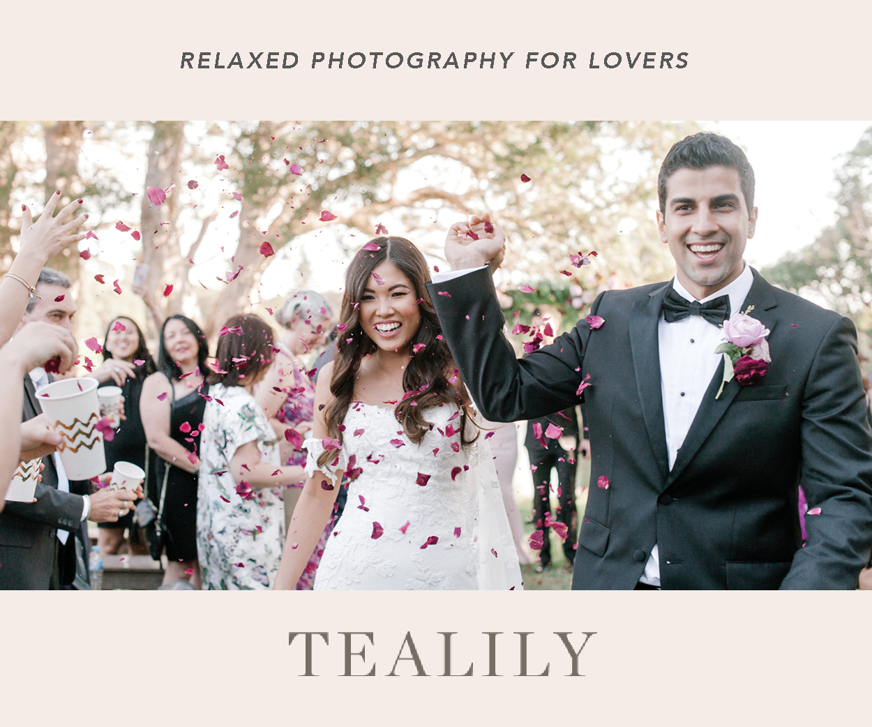Tealily Photography Grande Bride banner