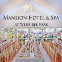 Lancemore Group - Mansion Hotel & Spa Marquee Petite Weddings banner