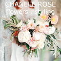 Chanele Rose Flowers & styling Bride banner