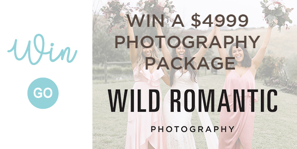 Wild Romantic Competition Banner Honeymoons