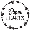 Paper Hearts Weddings banner