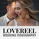 LoveReel Weddings banner