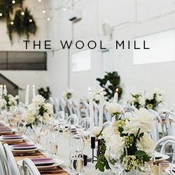 The Wool Mill - Nudo Events Made banner