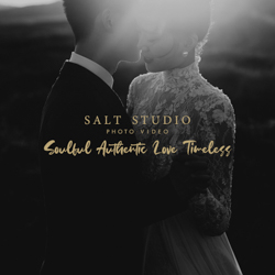 The Salt Studio Weddings banner