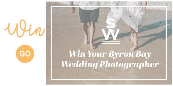 Win Your Byron Bay Wedding Photography Made
