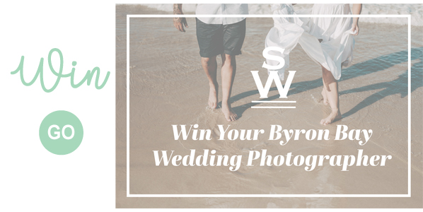 Win Your Byron Bay Wedding Photography Wisdom