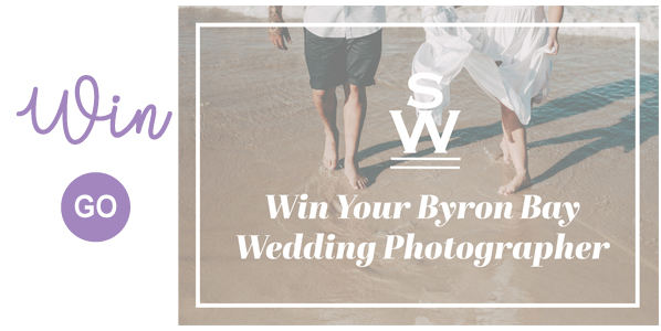 Win Your Byron Bay Wedding Photography Weddings