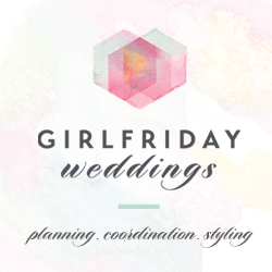 Girl Friday Weddings Made banner