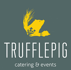 Trufflepig Catering & Events Weddings banner